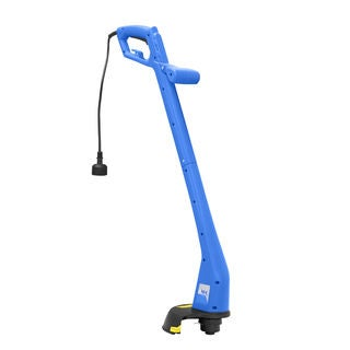 AAVIX AGT311 Blue/Black Metal/Plastic 2.5Amp 9-Inch Electric String Lawn Trimmer