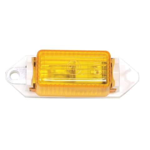 PM V107WA Amber Mini Clearance Light