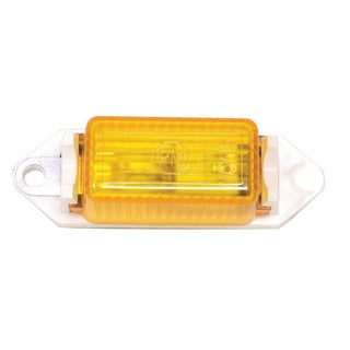 PM V107WA Amber Mini Clearance Light