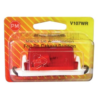 PM V107WR Red Mini Clearance Light