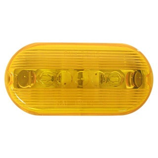 PM V135A Amber Oval Clearance Light