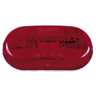 PM V135R Red Oval Clearance Light