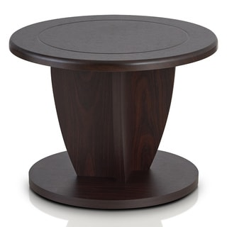 Furniture of America Carsa Modern Round Coffee Table