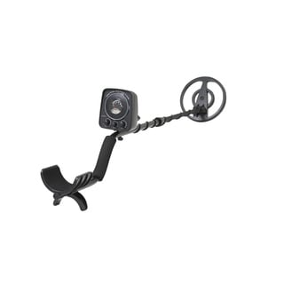 AAVIX AGT310A Black Plastic/Metal LED Fast Metal Detector With 4-in-1 Metal Shovel
