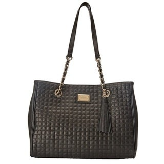 Calvin Klein Quilted Pebble Tote Bag