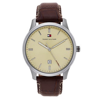 Tommy Hilfiger Men's Stainless Steel Japanese Quartz Watch