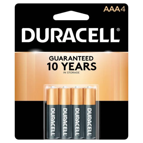 Duracell 4133304061 Coppertop AAA Alkaline Battery