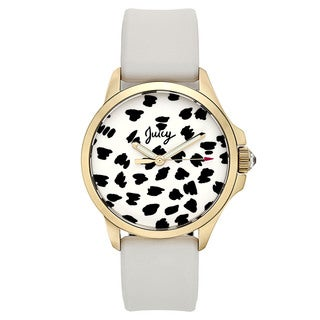 Juicy Couture Women's Animal-print Fashion Watch