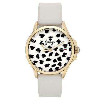 Juicy Couture Women's Animal-print Fashion Watch