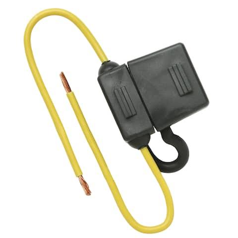 Bussman BP/HHD-RP Inline Fuse Holder