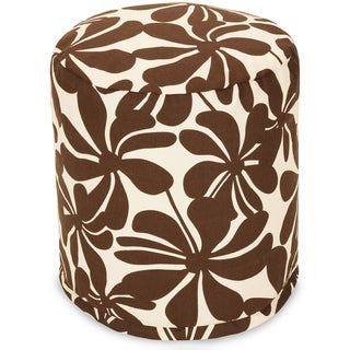 Majestic Home Goods Plantation Pouf Outdoor Indoor (5 options available)