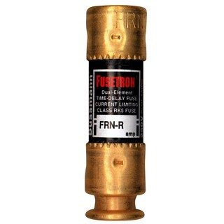 Bussman BP/FRN-R-25 25 Amp 250Vac Non-Indicating Dual-Element Time Delay Fuse