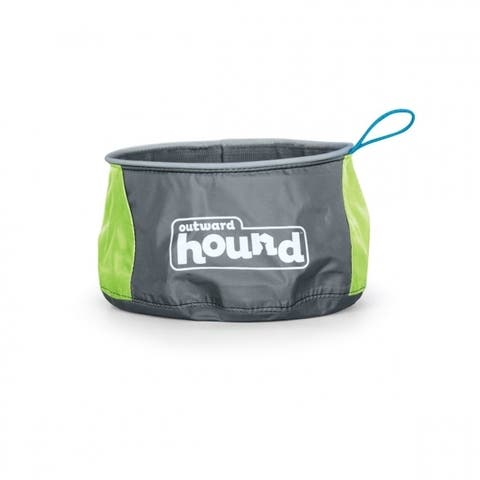 Outward Hound Collapsible Port-A-Bowl, 48 Oz - Medium - N/A