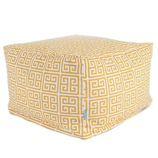 Majestic Home Goods Towers Ottoman Outdoor Indoor