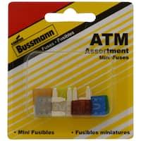 Bussman BP/ATM-AL8-RP ATM Assortment Fuse 8-count
