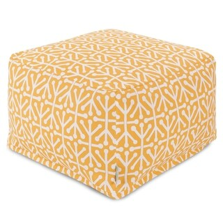 Majestic Home Goods Aruba Ottoman Outdoor Indoor