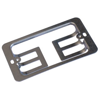 Black Point Products Inc BT-058 Single Gang EZ Mount Plate Bracket