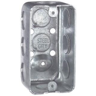 Thomas & Betts 583611/2-30 Single Gang Utility Box