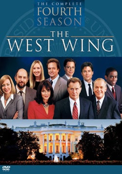 West Wing: The Complete Fourth Season (DVD)