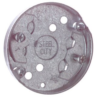 "Thomas & Betts 36115-C30 3-1/4"" Round Box"