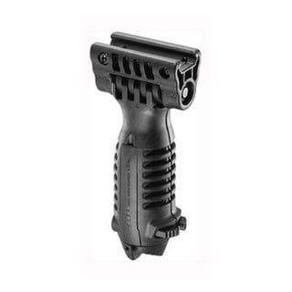 FAB Defense Vertical Foregrip with an incorporated bipod