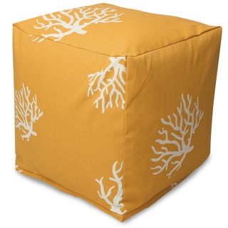Majestic Home Goods Coral Cube Outdoor Indoor