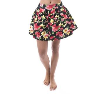 Soho Women Causal Pleated Bandage Skirt
