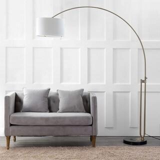 Safavieh Lighting 84 Inch Polaris Arc Floor Lamp