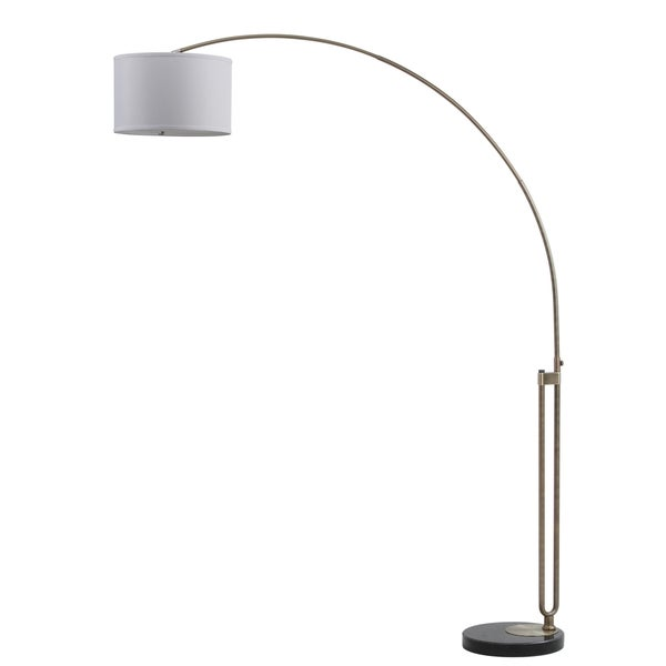 Shop Safavieh Lighting 84 Inch Polaris Arc Floor Lamp On