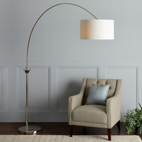 Safavieh Lighting 84-inch Mira Arc Floor Lamp