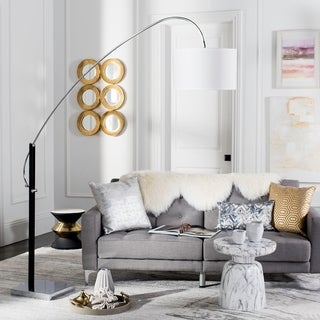 Safavieh Lighting 84-inch Lyra Arc Floor Lamp