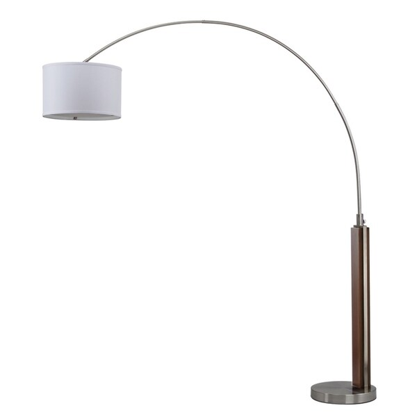 Safavieh Lighting 86.5-inch Aries Arc Floor Lamp