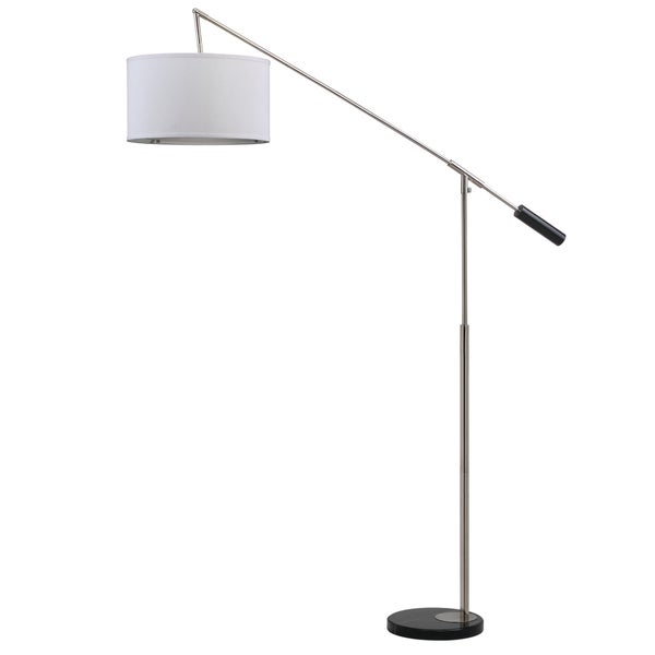 Shop Safavieh Lighting 85 5 Inch Carina Balance Floor Lamp