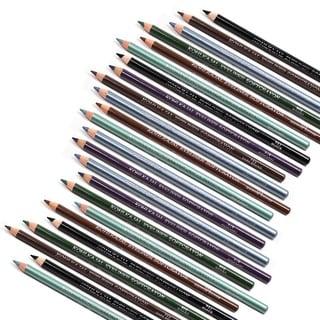 Bari Kohlkajal Pack of 24 Softcrayon Assorted Eyeliners