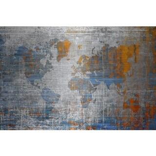 Parvez Taj - Oceans Journey Print on Brushed Aluminum