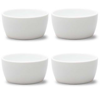 TAG Whiteware Cereal Bowl Set of 4