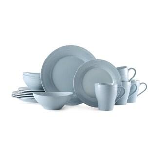 Mikasa Ryder Blue 16-piece Dinnerware Set