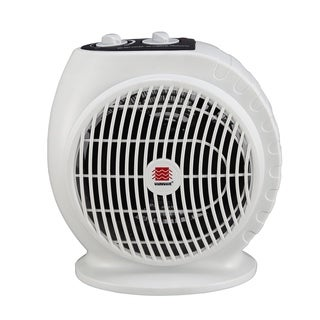 Warmwave 1500-watt Portable Electric Fan Heater