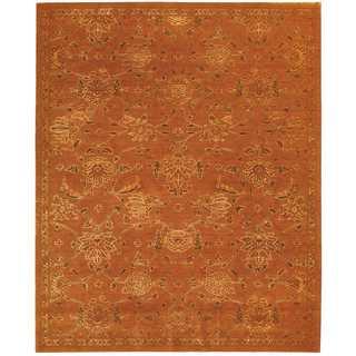 Nourison Silk Infusion Copper Rug (8'6 x 11'6)
