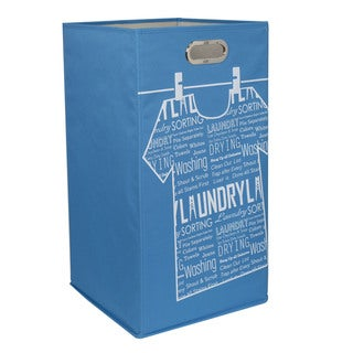 Home Basics Collapsible Laundry Hamper