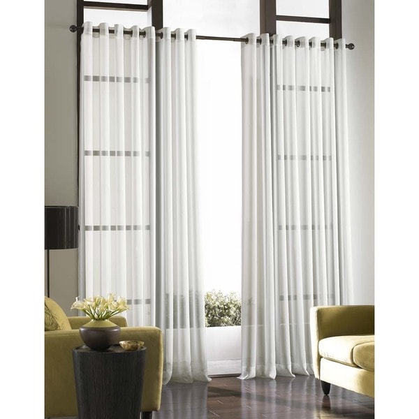 Thermal Curtains John Lewis Pleated Sheer Curtain Panels