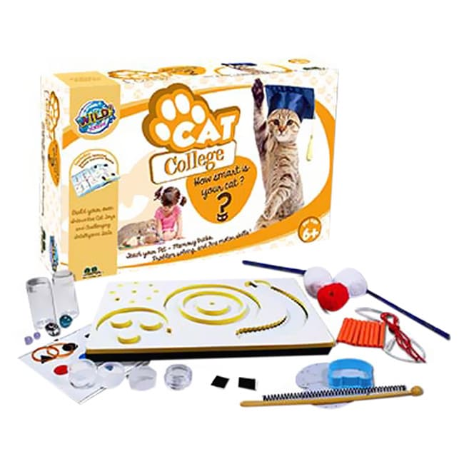 Tedcotoys Pet Science Kitty College (Pet Science Kitty Co...