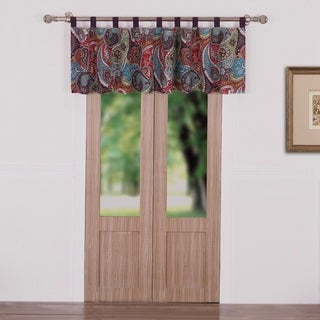 Tivoli Window Valance