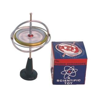 Tedco Toys Scientific Toy Original Nostalgic Pack Gyroscope