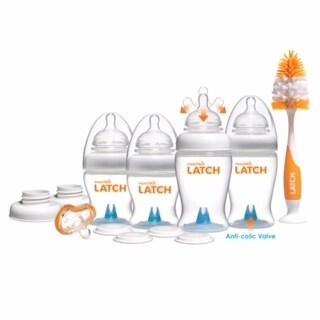 Munchkin Latch Newborn Bottle 12-piece Gift Set