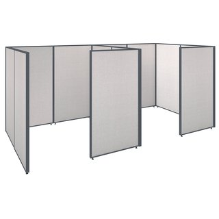 Bush Business Furniture Closed-cubicle ProPanels