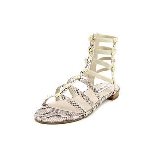 Steve Madden Women's 'Athen' Polyurethane Sandals