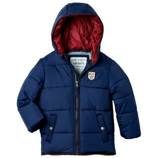 Carter's Boy Bubble Coat