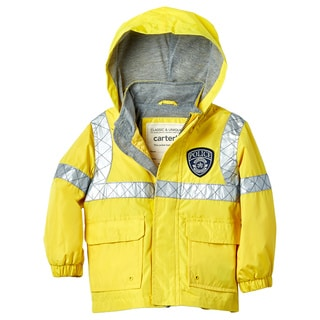 Carter's Toddler Boys' Police Rain Slicker