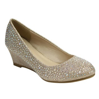Beston CE21 Sparking Slip On Pumps